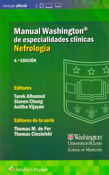 manual washington de especialidades clínicas nefrología pdf